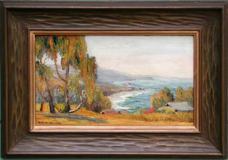 Ruth M Bennett 1899 1960 California Art Com