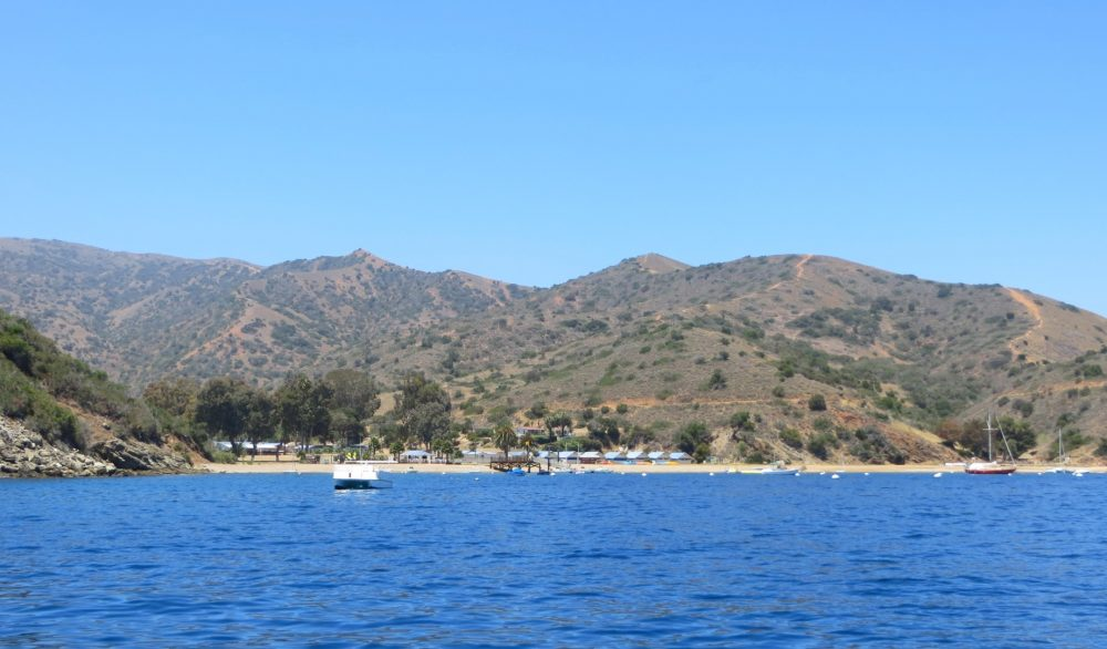 Howlands Landing On Catalina Island Two Harbors CA