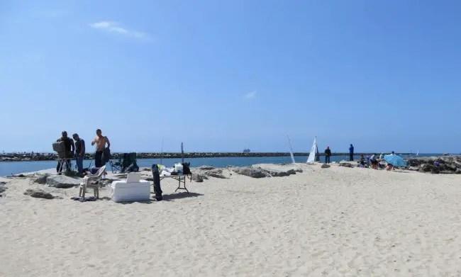 Alamitos Park Beach Long Beach CA California Beaches