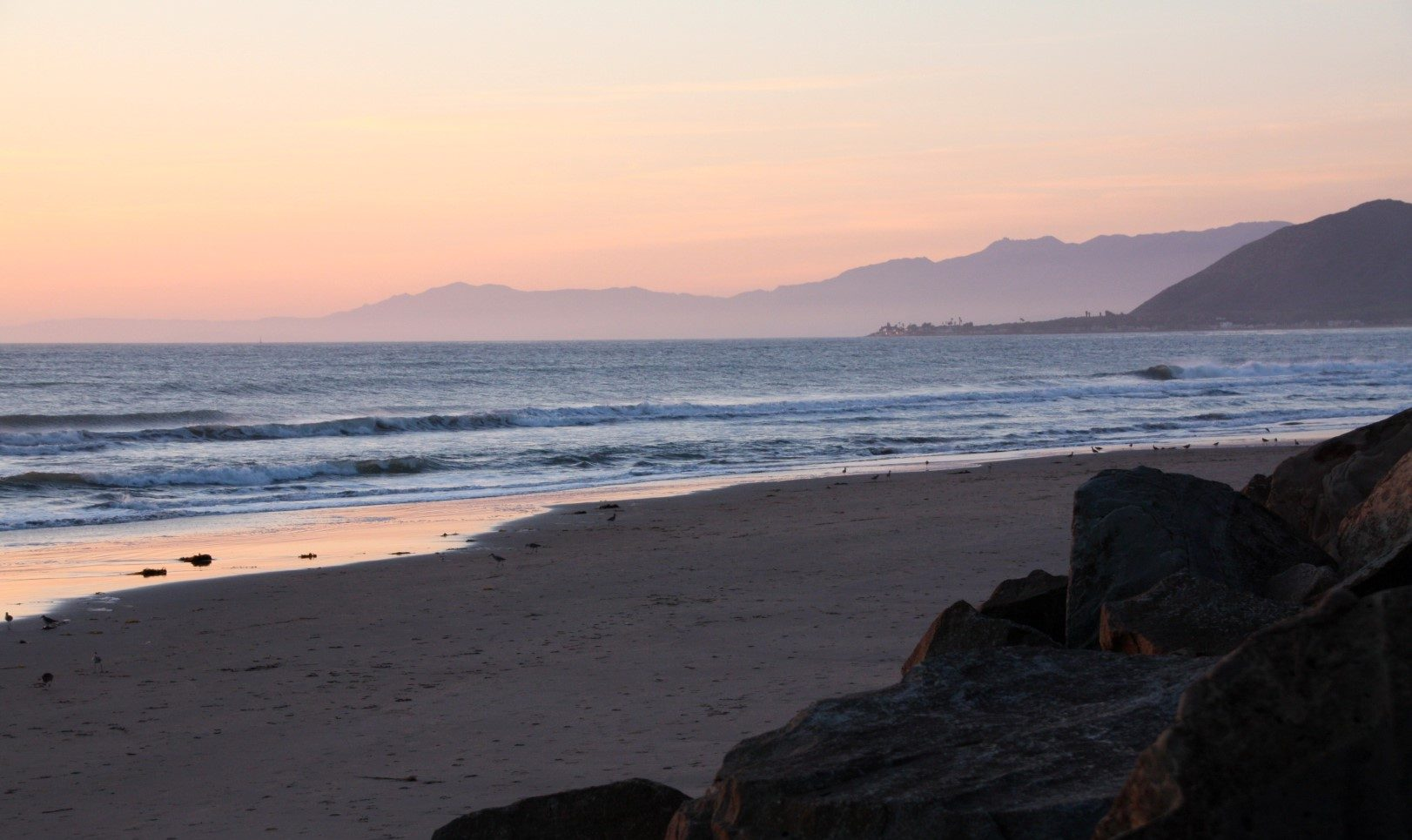 Beaches Along Pacific Coast Highway