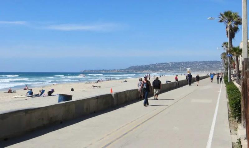 Mission Beach, San Diego, CA - California Beaches