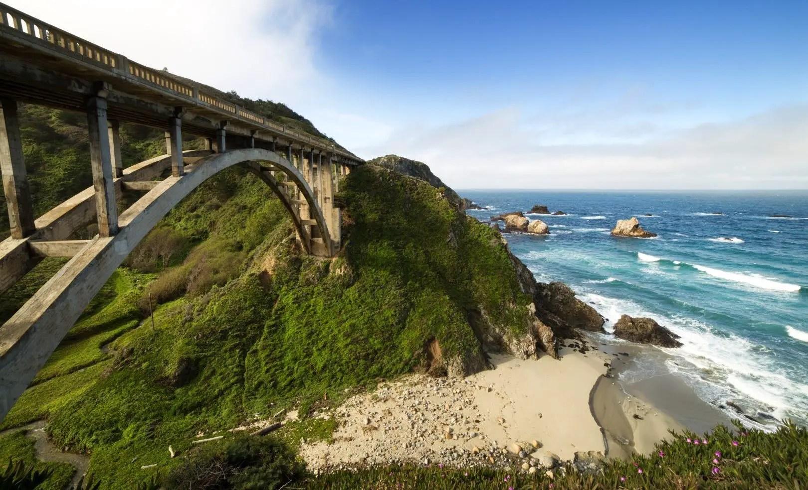 California Coast Beaches