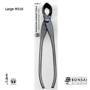 Masakuni Large Concave Branch Cutter