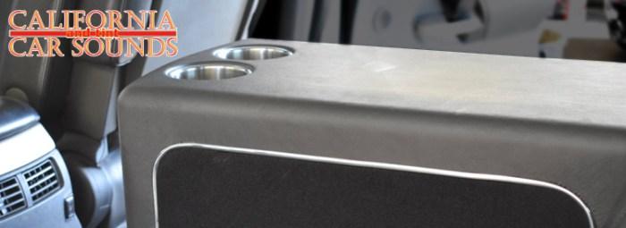 Infiniti QX56 Stereo