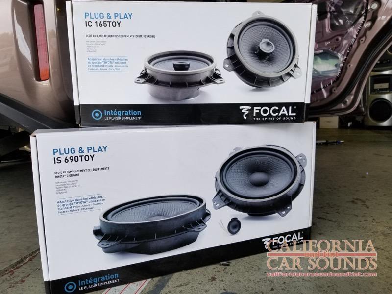 San Jose Classical Music Lover Gets Toyota Prius Audio Upgrade