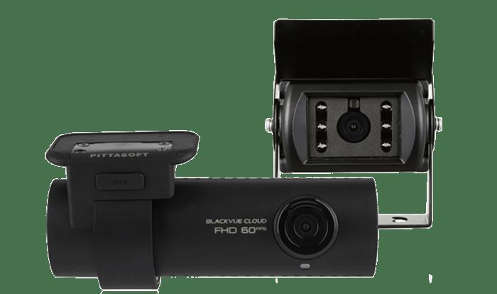 Product Spotlight: BlackVue DR750S-2CH-Truck