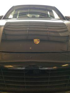 Porsche Cayenne Apple CarPlay