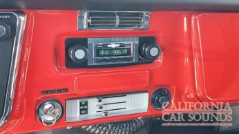 Chevy C10 Audio