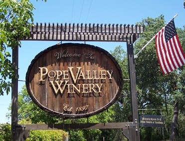 Pope Valley Winery