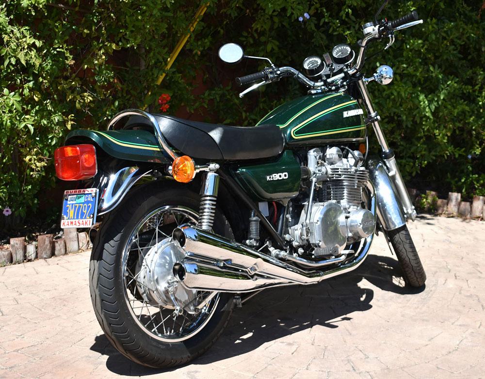 My Kawasaki Kz900