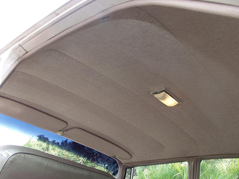 Car Interior Headliner Cleaner 2017