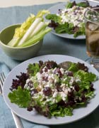 Cottage Cheese Waldorf Salad