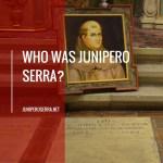 Junipero Serra's grave at Mission San Carlos Borromeo. Photo by Damian Bacich.