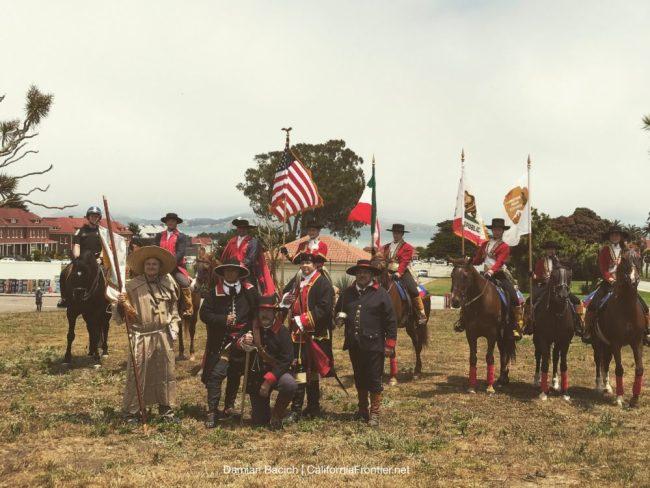 Anza Party Celebration 2017 at the San Francisco Presidio