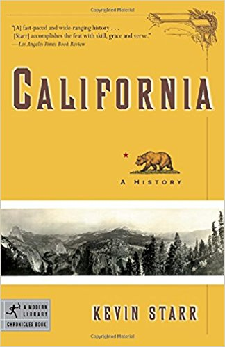 California: A History (By Kevin Starr)