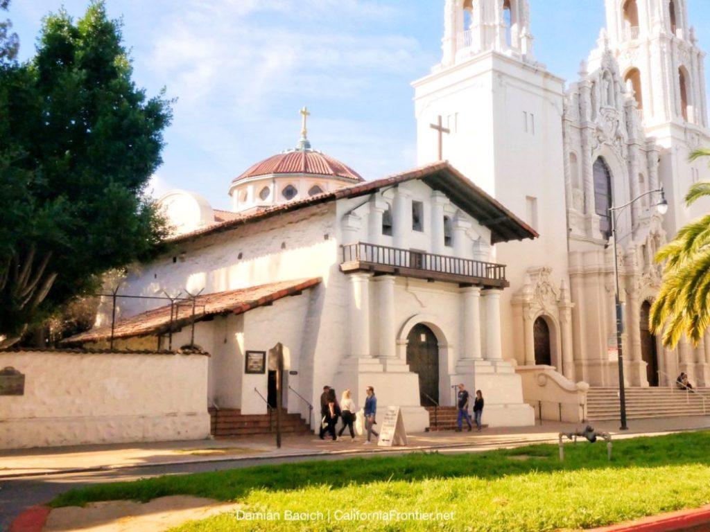 Mission San Francisco de Asis (Mission Dolores) - TripSavvy