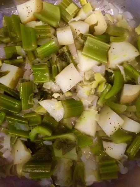 Celery Simmer