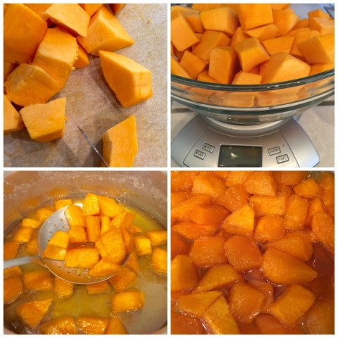 pumpkin bites