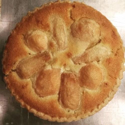 Bosc Pear Pie