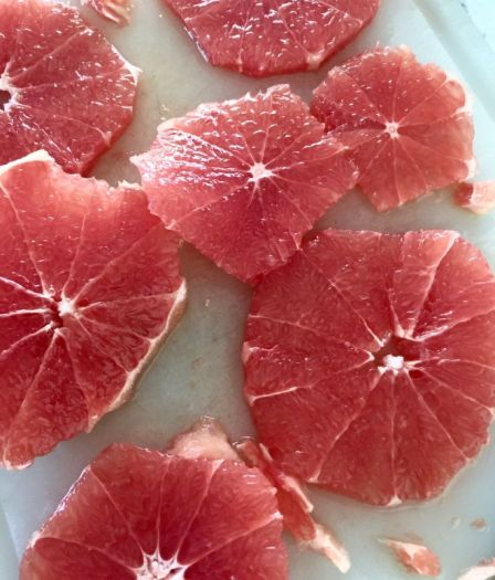 grapefruit supremes