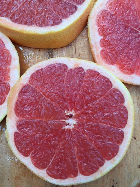 California Pink Grapefruit