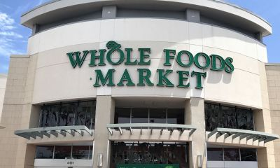 Whole Foods to stop offering plastic straws across all its stores in the US, UK and Canada