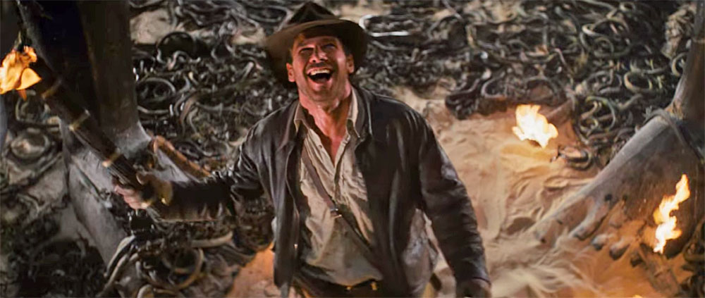 Image result for indiana jones snakes