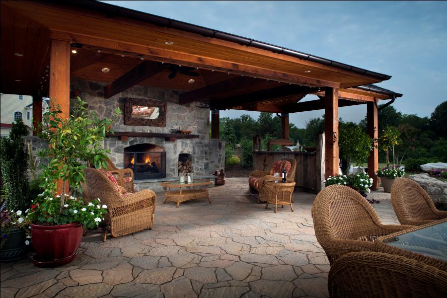 outdoor room football Football Season Begins: How to Turn Your Home into a Party Pad