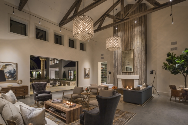 In Napa An Extraordinary Modern Farmhouse Perfect For