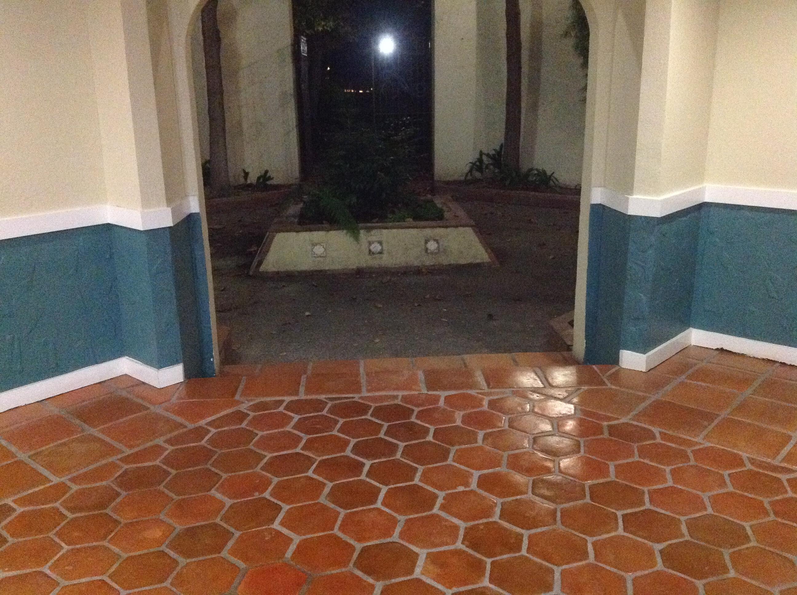 superior saltillo tile floor