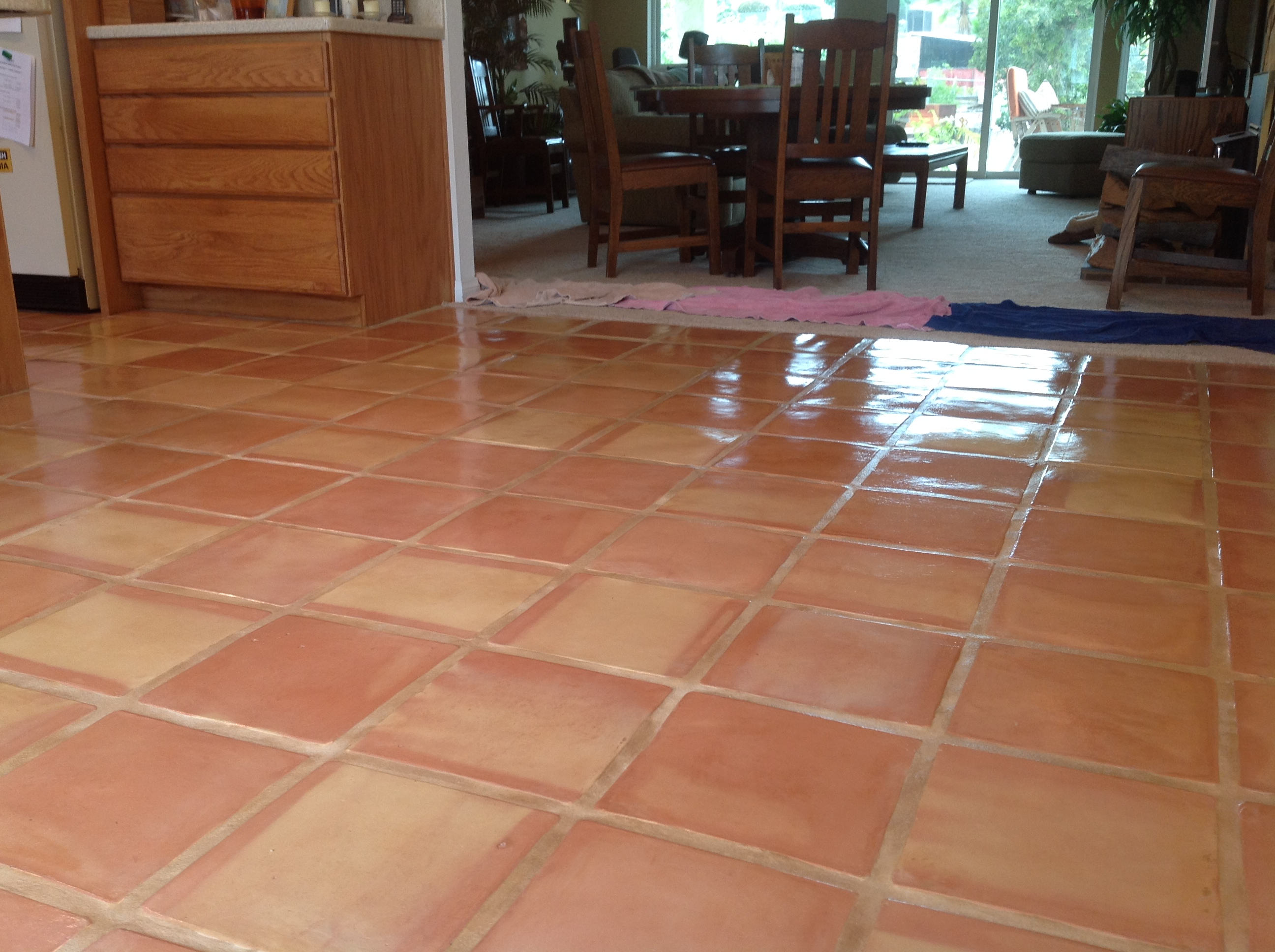 mexican tile stripping services
