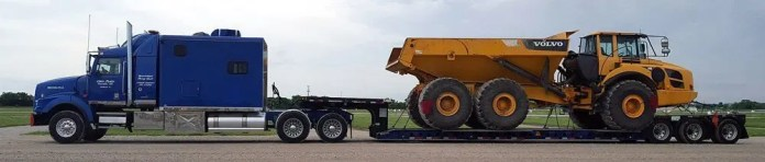 California Heavy Equipment Transport, California Heavy Machinery Transport