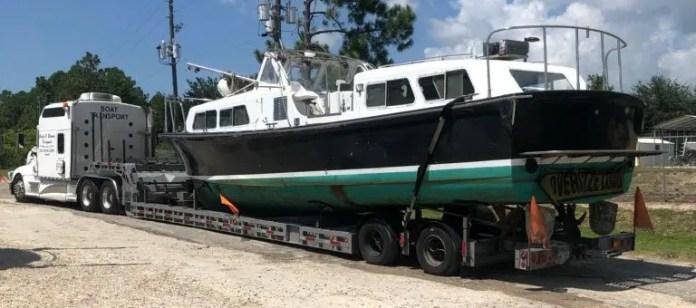 Fail-proof Yacht transport Company in California