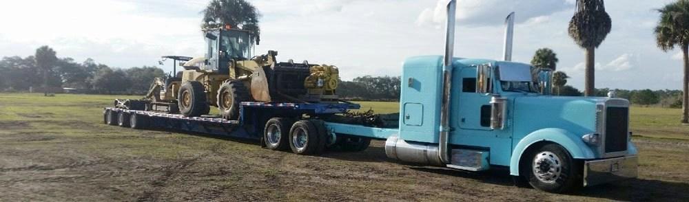 California Agricultural Equipment Shipping, Farm Equipment Transport in California, CA
