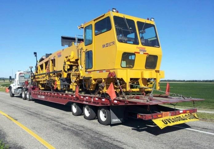 Heavy Equipment Transportation in CA