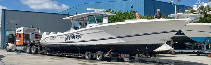 California Yacht Transport Company