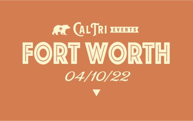 2022 Cal Tri Fort Worth