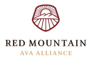 Red Mountain AVA Logo
