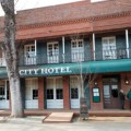 Christopher's at the City Hotel & What Cheer Saloon