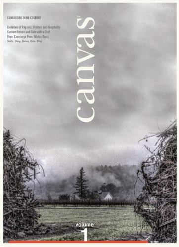Canvas Magazine cover