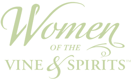 Women of the Vine and Spirits logo