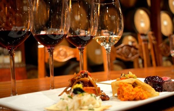 California Wine and Food