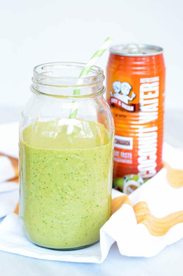 Recovery Smoothie | CaliGirl Cooking