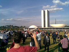 marcha brasilia