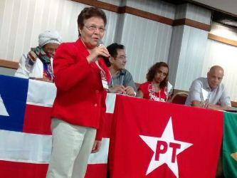 Fátima Nunes acredita na volta por cima, do partido.