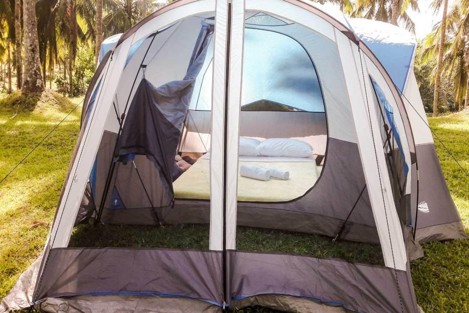 Caliraya-Tent