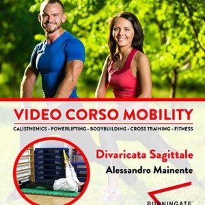 video corso mobility divaricata sagittale