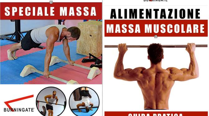 Ebook Calisthenics Speciale Massa