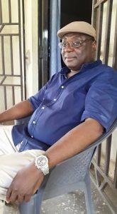Tony Undiandeye