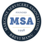 Marcone Servicers association logo